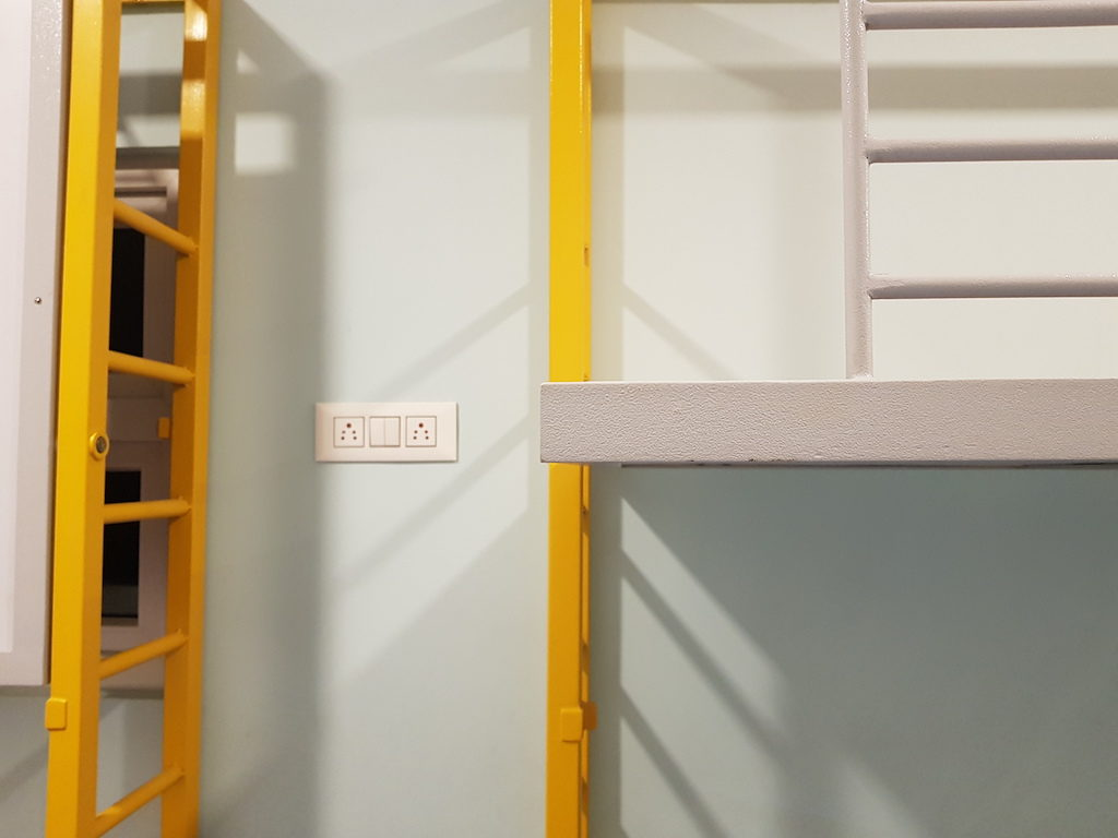 Foldable Bunk bed 3