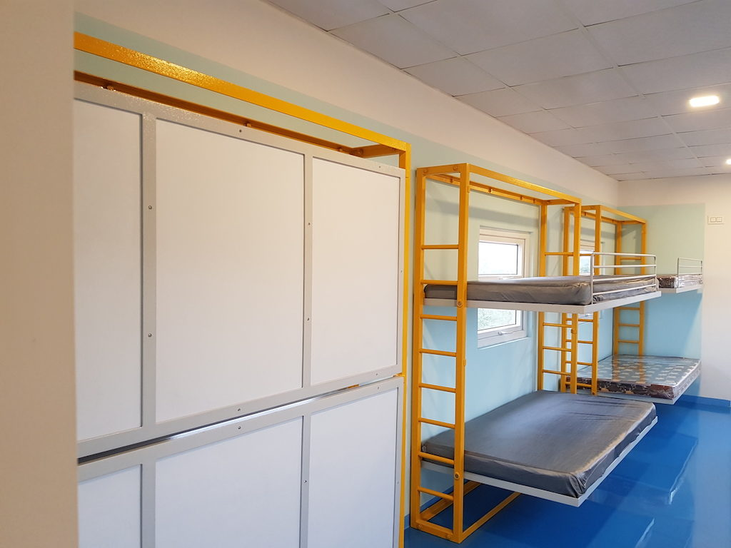 Foldable Bunk bed 6