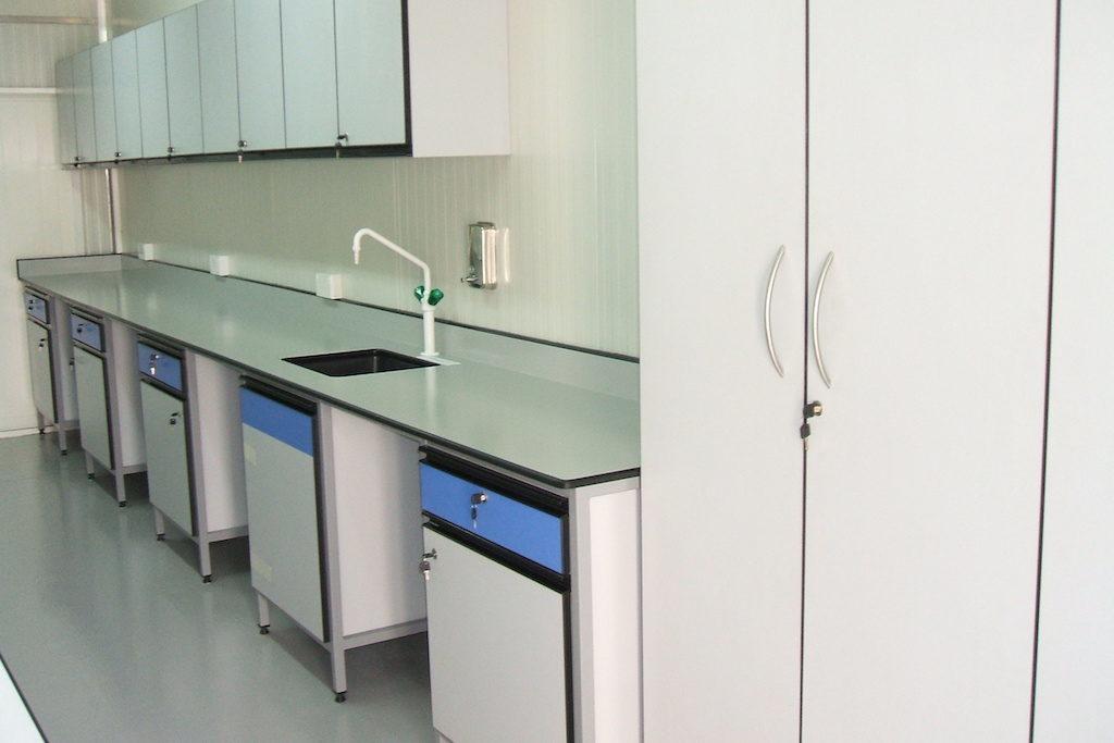 Furnished Laboratory